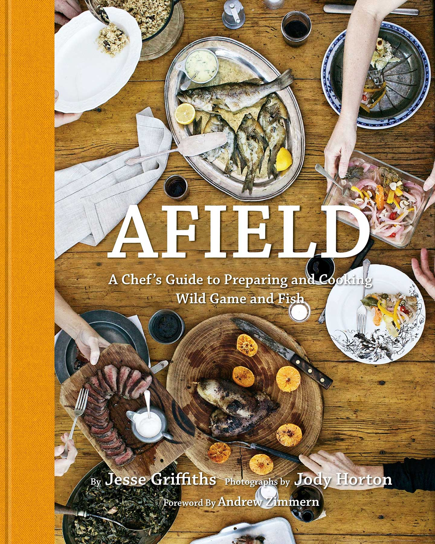 Jody Horton Photography - Afield cover.