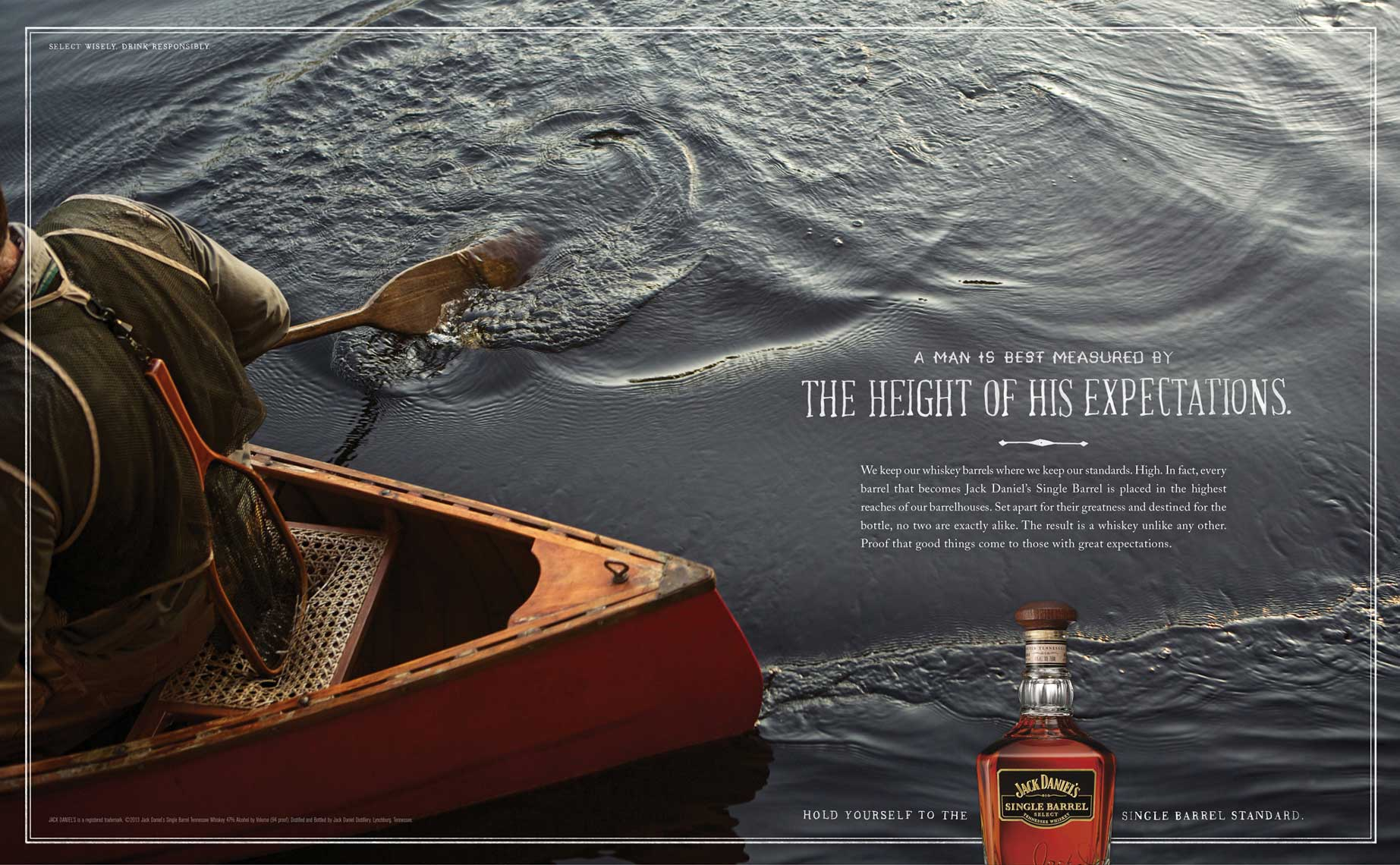 Jody Horton Photography for Jack Daniels, Outdoor Scene