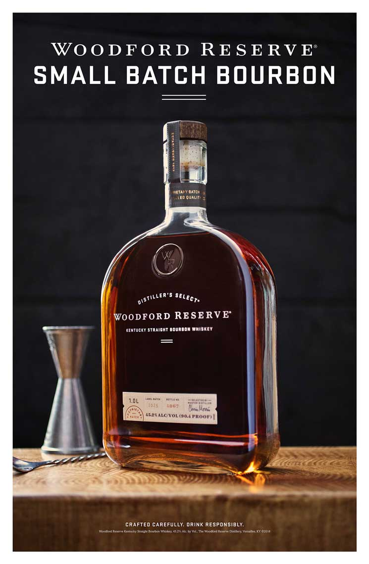Jody Horton Photography for Woodford Reserve Ad Campaign