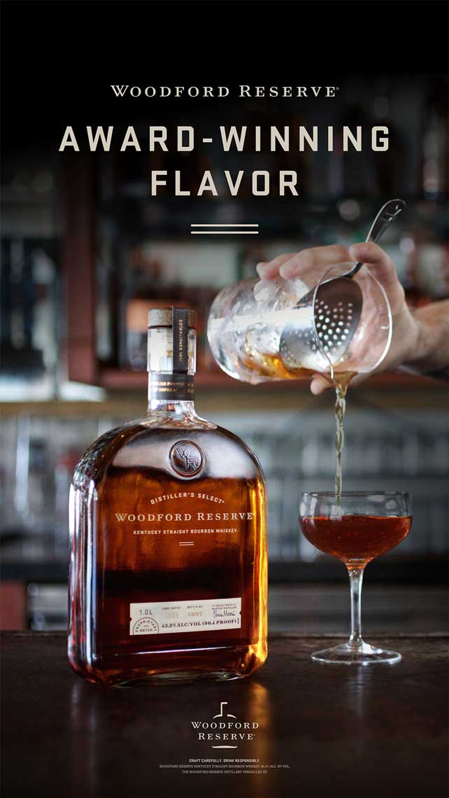 Jody Horton Photography for Woodford Reserve, Ad Campaign 2