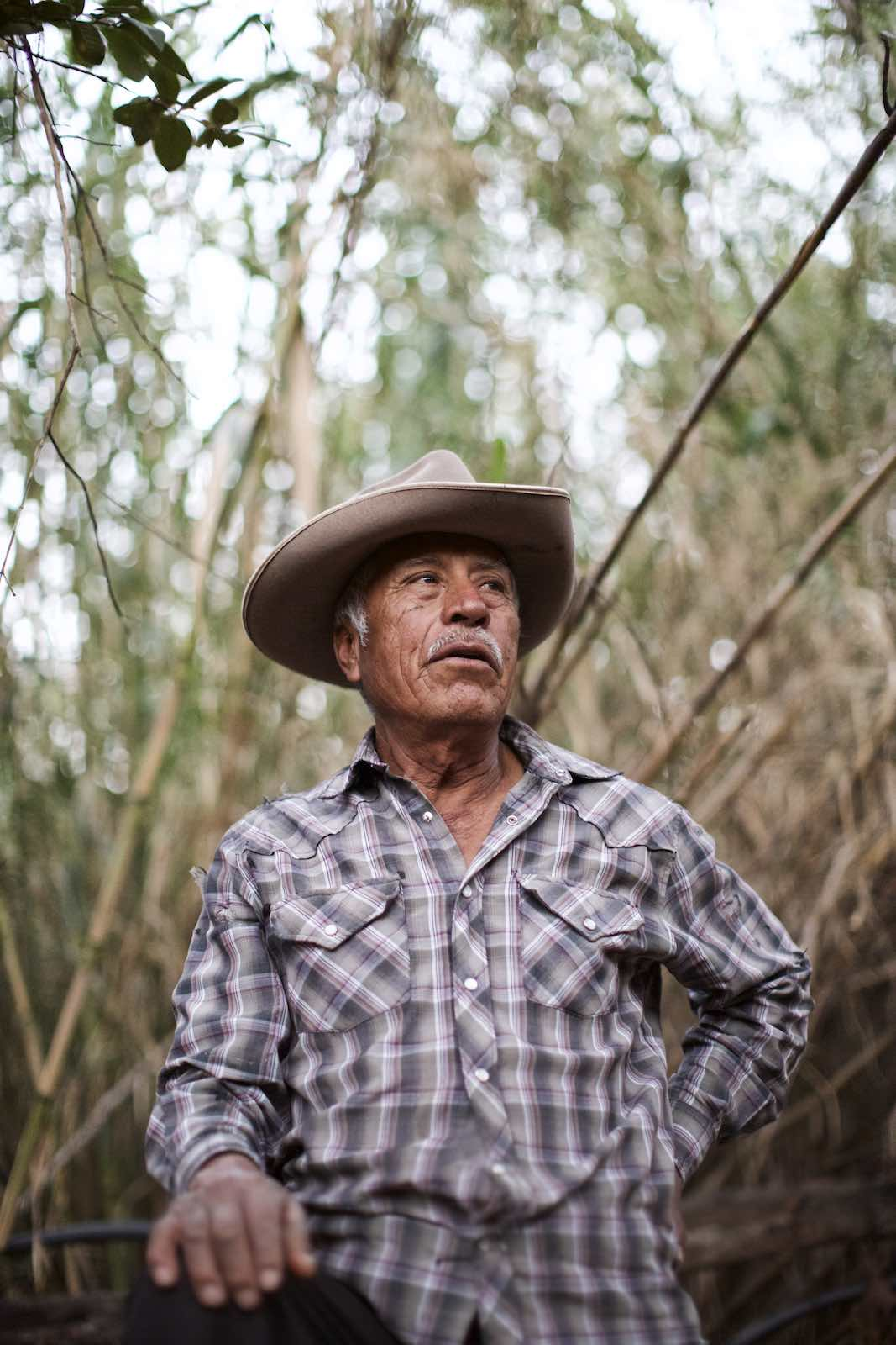 Jody Horton Photography - Agave farmer thinking about mezcal.