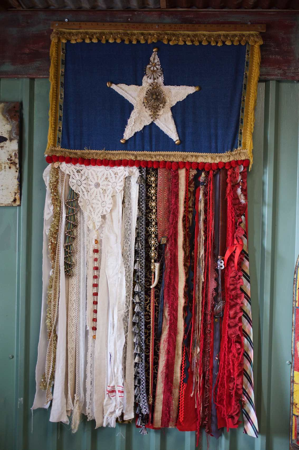 Jody Horton Photography - Decorative representation of Texas Flag.