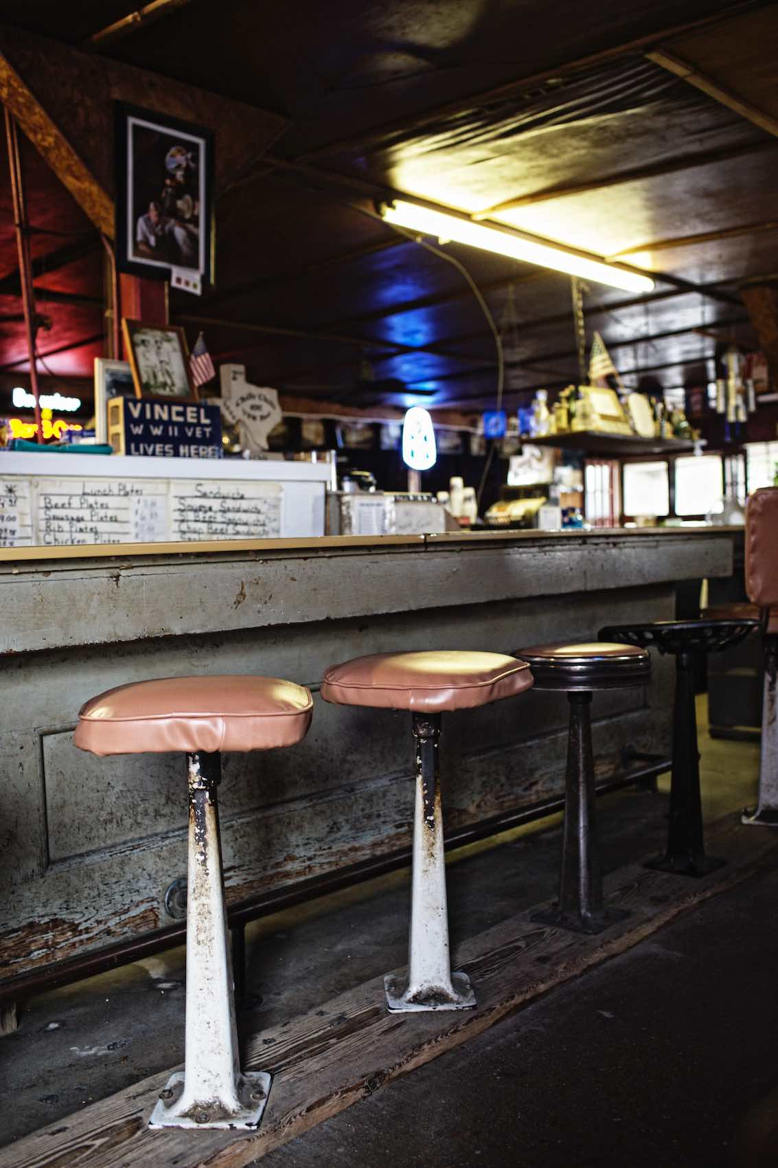 Jody Horton Photography - Dive-y bar interior.